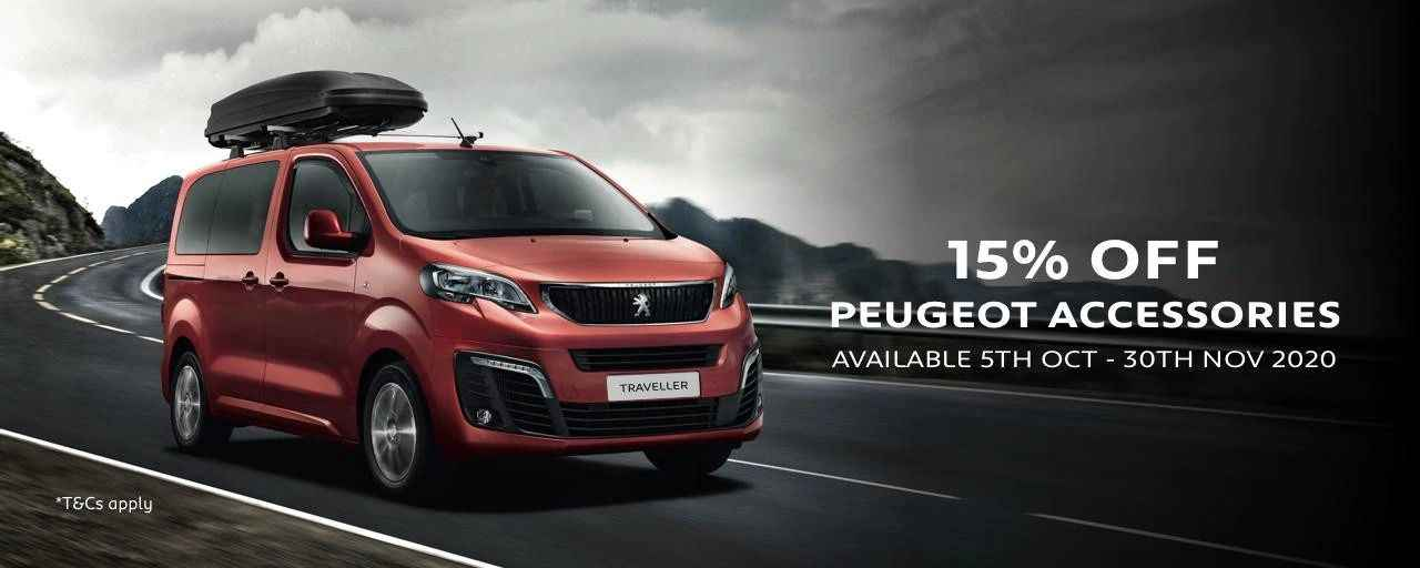 Peugeot Q4 Home Page Banner 5